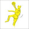 logo du club AAEEC Ponts-de-Cé Handball