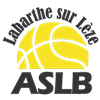 logo du club Association Sportive Labarthaise Basket