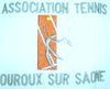 logo du club Association Tennis Ouroux