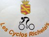 logo du club les cyclos richelais