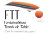 logo du club FONTAINEBLEAU TENNIS DE TABLE