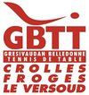logo du club Grésivaudan Belledonne Tennis de Table