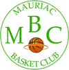 logo du club Mauriac Basket Club