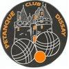 logo du club pétanque club dissay
