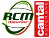 logo du club RACING   CLUB   MAURIAC   15
