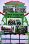 CALENDRIER ECOLE RUGBY RCM 2014
