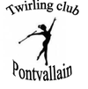 logo du club Twirling club Pontvallain