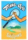 logo du club Tennis Club de Saillans