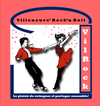 logo du club Villeneuve' Rock'n Roll