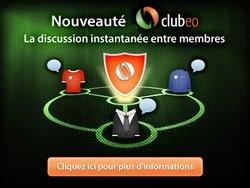 Découvrez la discussion instantanée pour les membres de votre club !