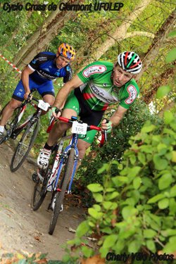 CYCLO-CROSS CLERMONT UFOLEP