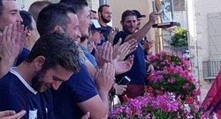 Les joueurs de l'ASL reçus en grande pompe à la mairie Publié le 06/07/2018 à 03:52, Mis à jour le 06/07/2018 à 08:26 par LA DEPECHE