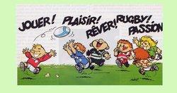 Inscriptions Ecole de Rugby