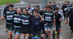 Les rugbymen de l'USVF s'imposent à domicile