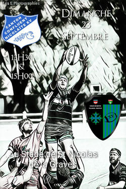 Match La Nicolaïte / USVF