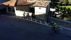 BCB Sortie 11/07 en Drome Provençale Rousset Venterol