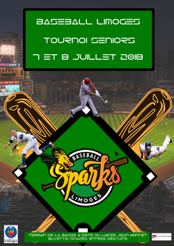 Tournoi Baseball Sénior