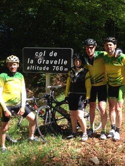 Le 27 mai le VC 10 organise sa randonnée Auboise