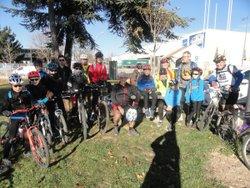 Ecole cyclo du mercredi 22 novembre