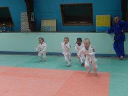 cours baby judo du 20/01/2015