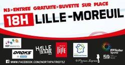 N3 : Moreuil se déplace à Lille