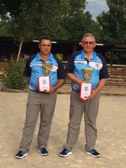 Championnat de France ( doublette provençale)