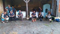 Championnat des clubs (équipe 3 le 10/06/2018 à Sanxay )