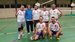 Volley: RAS 4 l'emporte sans éclat (cliquez)