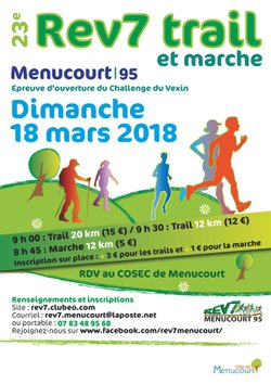 REV7 trail 2018 (18/03/2018)