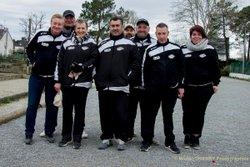 Victoire de VPC en coupe du Morbihan le 18 mars contre l'équipe de PENESTIN