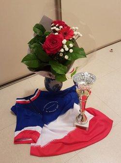 UNE NOUVELLE CHAMPIONNE DE FRANCE AU VCNA !!!!