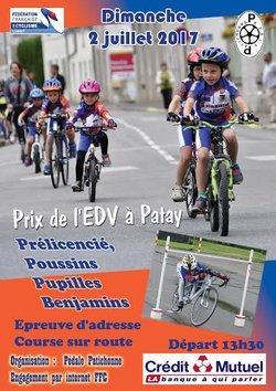 Prix de la Municipalité à Patay