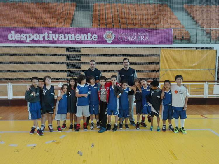 Academia Basquetebol Mini 8/10