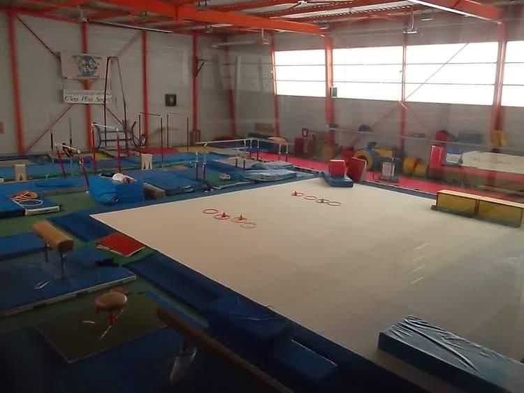 gymnase salle gustave delory photo n 176 1 club gymnastique alliance tourquennoise de