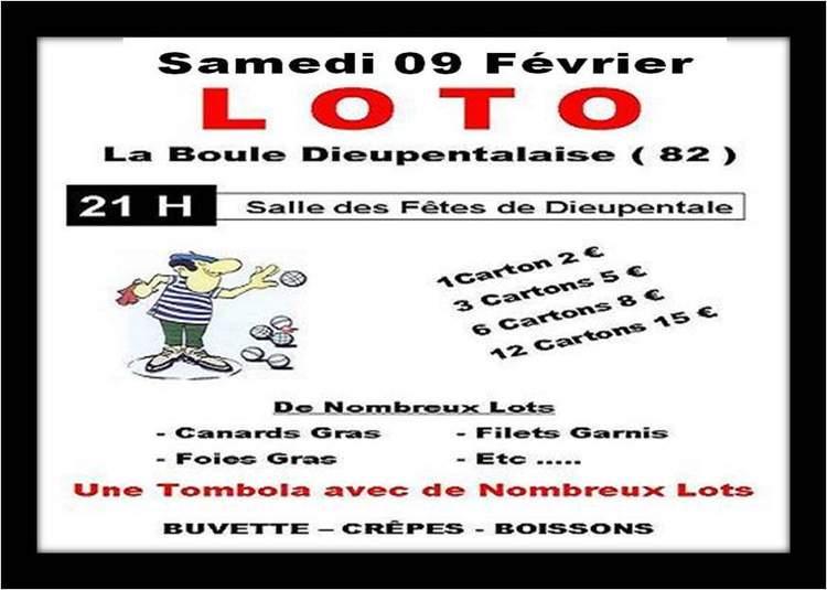 loto 09 fevrier
