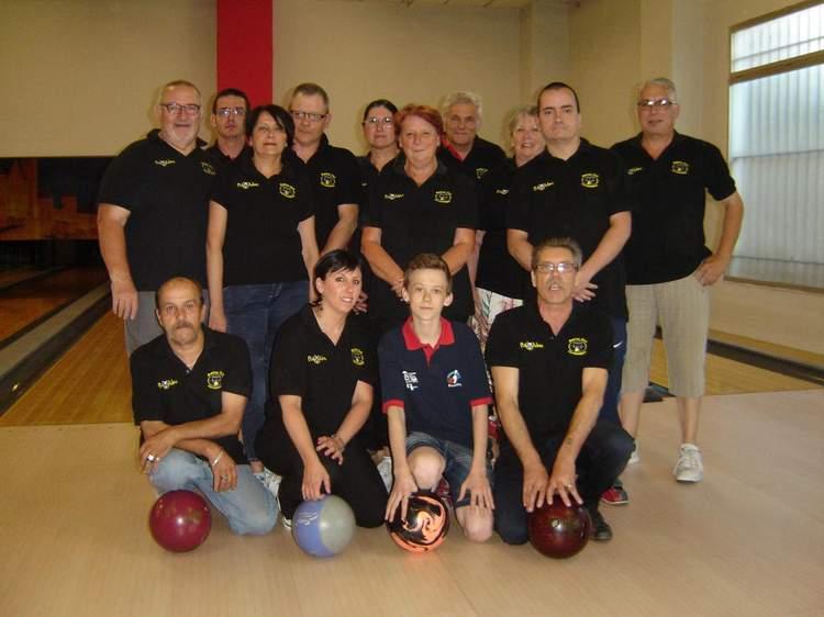 Bowling club Carcassonne