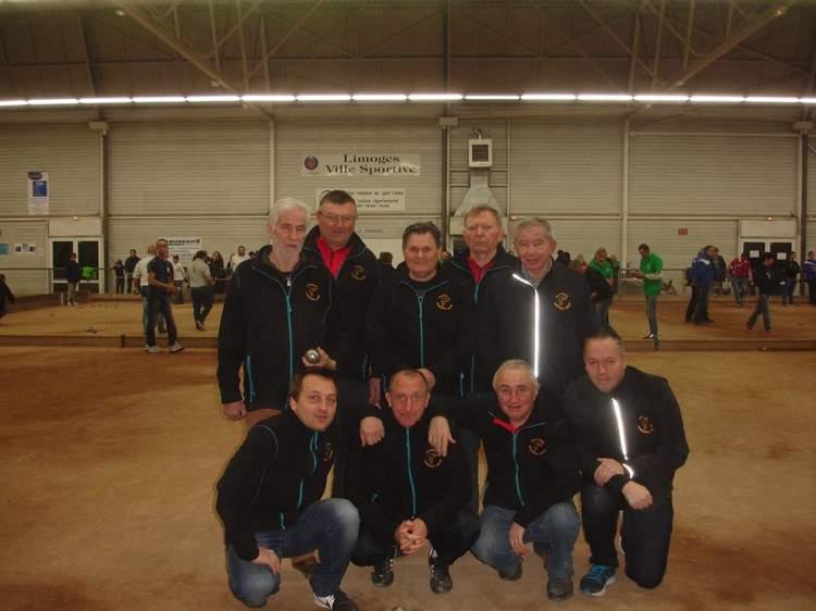 Equipe Homme 3 - 4ème Division