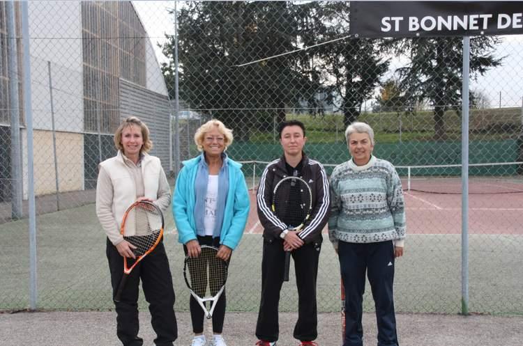 Equipe seniors Femmes