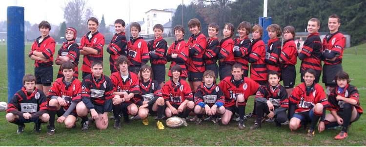 Ecole de Rugby Ussel - Neuvic - Meymac - Merlines
