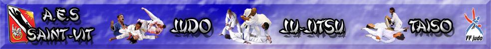 A.E.S Judo Jujitsu : site officiel du club de judo de ST VIT - clubeo