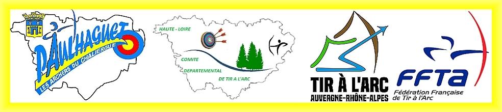 Première compagnie des archers du Chaliergue : site officiel du club de tir à l'arc de PAULHAGUET - clubeo