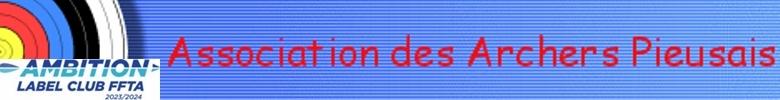 Association des Archers Pieusais : site officiel du club de tir à l'arc de LES PIEUX - clubeo