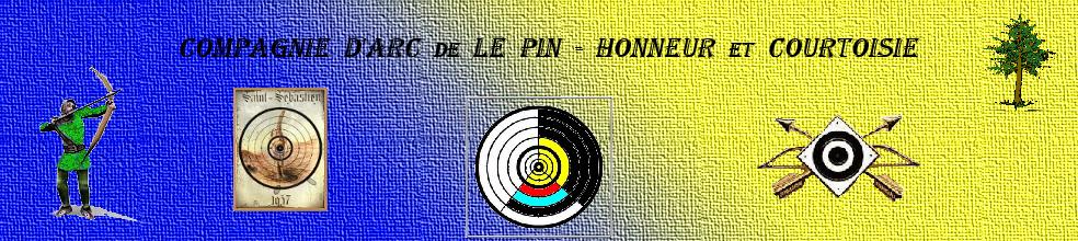 Compagnie d'arc Le Pin (77) : site officiel du club de tir à l'arc de LE PIN - clubeo