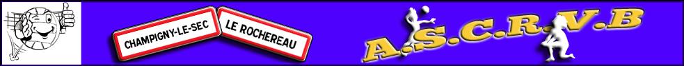 Asso. Sport. Champigny le sec - Le Rochereau Volley Ball : site officiel du club de volley-ball de CHAMPIGNY LE SEC - clubeo