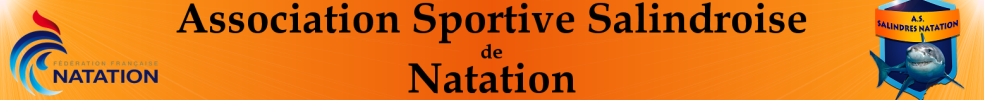 Association Sportive Salindroise de Natation : site officiel du club de natation de SALINDRES - clubeo