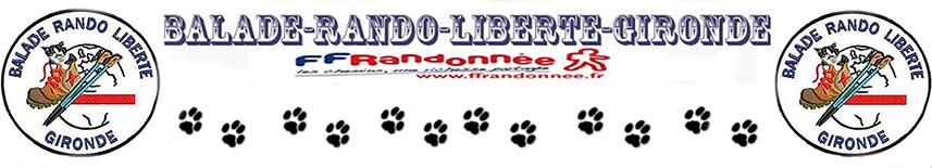 BALADE RANDO LIBERTE GIRONDE : site officiel du club de randonnee de AVENSAN - clubeo
