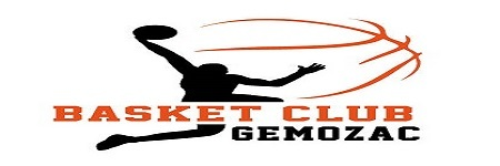 BASKET CLUB GEMOZAC : site officiel du club de basket de GEMOZAC - clubeo