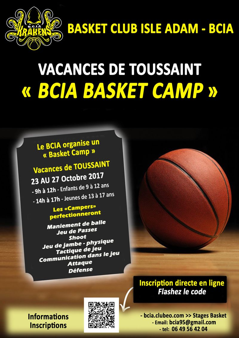 BCIA STAGES BASKET TOUSSAINT