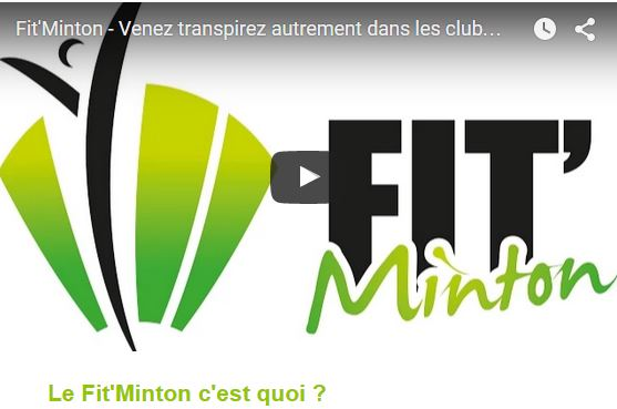 Video Fit'Minton