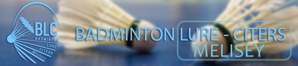 Badminton Lure Citers Melisey : site officiel du club de badminton de LURE - clubeo